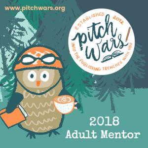 Pitch Wars Adult Mentor Badge